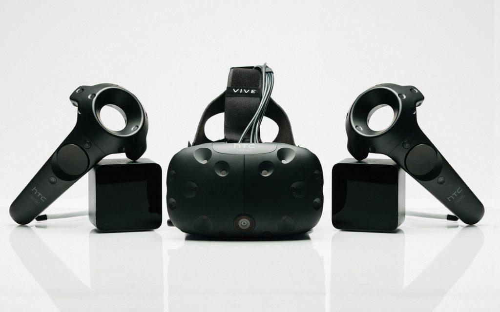 بررسی عینک هدست واقعیت مجازی اچ تی سی وایو HTC vive